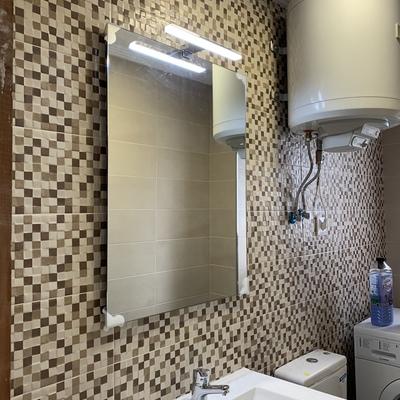 Instalación de Luz de led baño