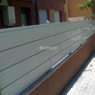 Carpintería Aluminio, Pladur, Persianas