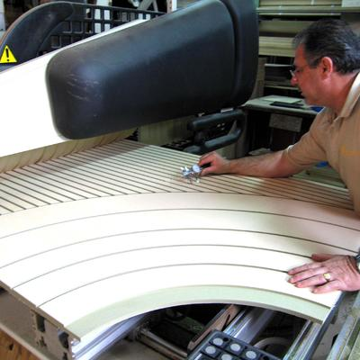 Carpintería Madera, Mecanizados Madera, Control Numérico Cnc