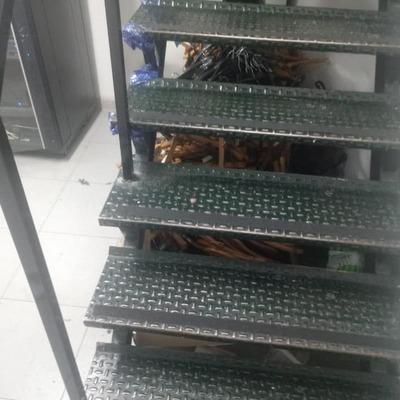 Construcción de escalera