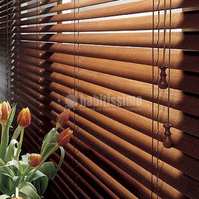 Veneciana de madera  Cortisa