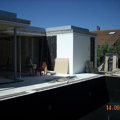 Construcción Casas, Carpintería Aluminio, Rehabilitación Edificios