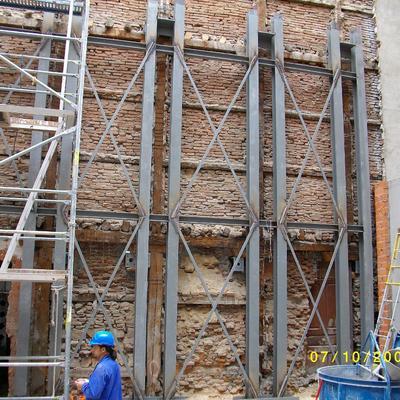 Restauración Edificios, Cubiertas, Rehabilitación Fachadas