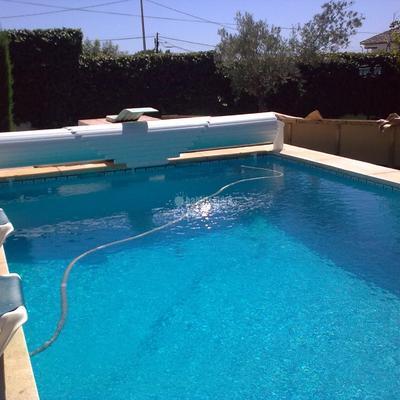 Ideas y fotos de construcci n piscinas en m laga ciudad for Piscinas malaga construccion
