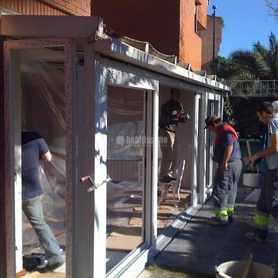 Cerramientos, Construcciones Reformas, Pvc