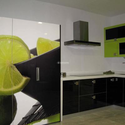 An ba decoracion de la cocina s l burgos for Muebles de cocina en burgos