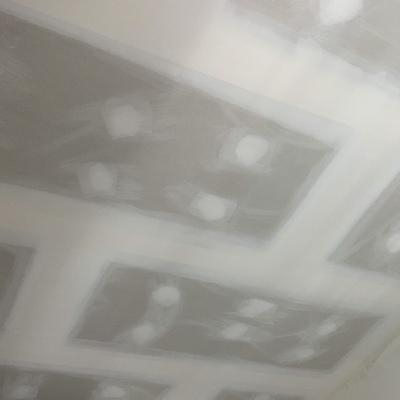 Falso techo listo para pintar