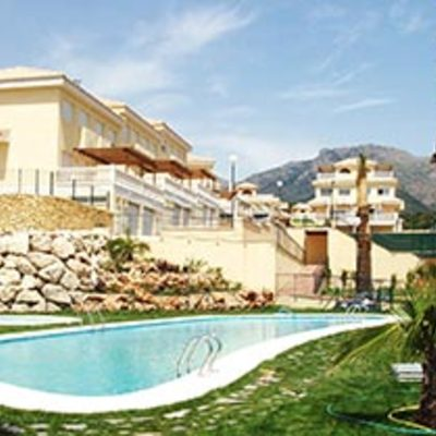 46 viviendas unifamiliares en La Nucia, Alicante