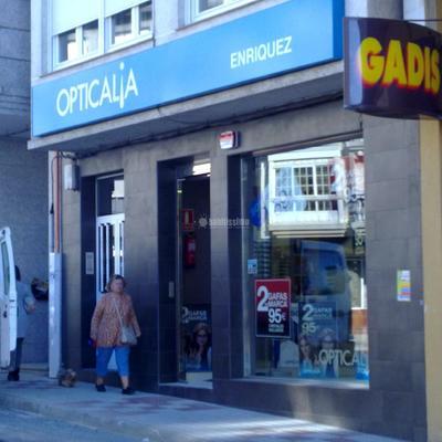 Proyecto y acondicionamiento de óptica en Laracha.