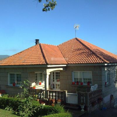 Reforma de tejado en Pontevedra