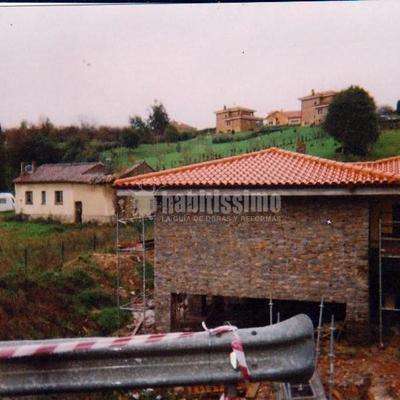 Reformas Viviendas, Albañiles, Viviendas Unifamiliares