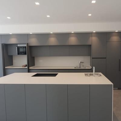 Instalación mueble de cocina