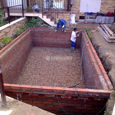 Mantenimiento Piscinas, Mantenimiento Integral, Jardineros
