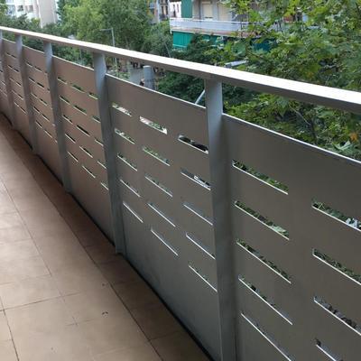 Pintura balcon