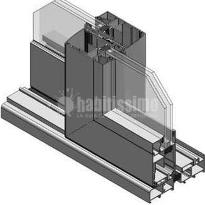 Carpintería Aluminio, Carpintería Pvc, Cerramientos