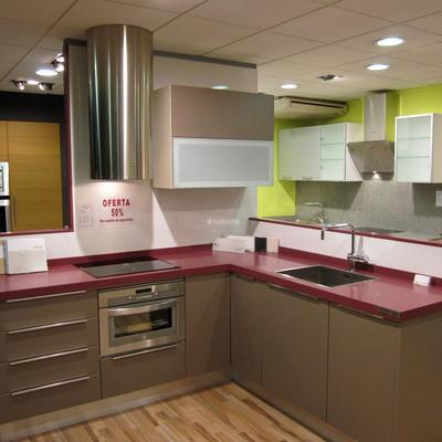 Reformas Cocinas, Interiorismo, Calefacción