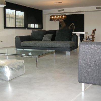 Revestimientos, Cemento Pulido, Mueble Medida