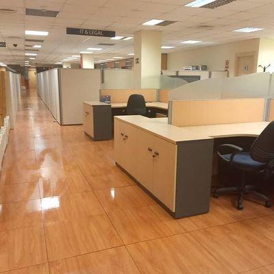 Limpieza y/o mantenimiento de plataformas administrativas