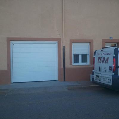 Puerta seccional Hörmann