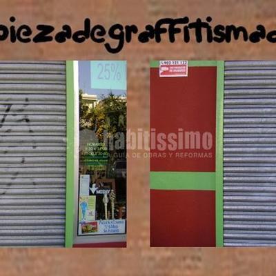 Limpieza, Limpieza Graffitis, Limpieza Fachadas
