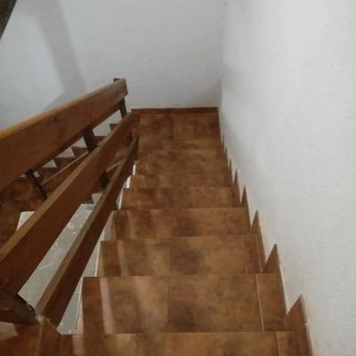 Escaleras de acceso a garaje(Despues)