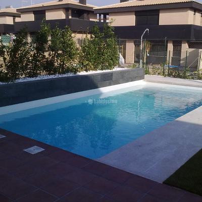 Piscina privada en La Quinta