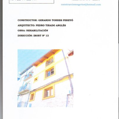 Construcción Casas, Fachadas Ventiladas, Reformas Comunidades