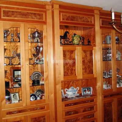 Carpintería Madera, Carpinteros, Ebanistas