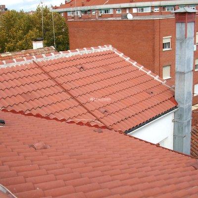 reforma de tejado en C/ Rio Tajo 3