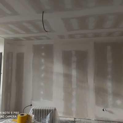 Suministramos e instalamos placas de pladur para pared y techos