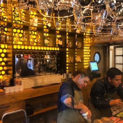 Trasbarra Cerveza Craft, Madrid