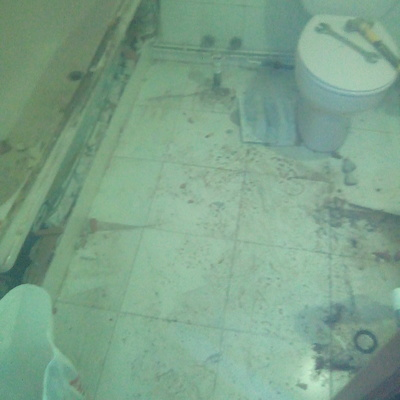 reforma de baño completo fotos de antes