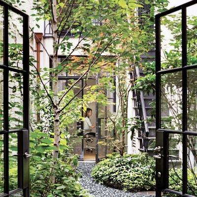 jardins petits