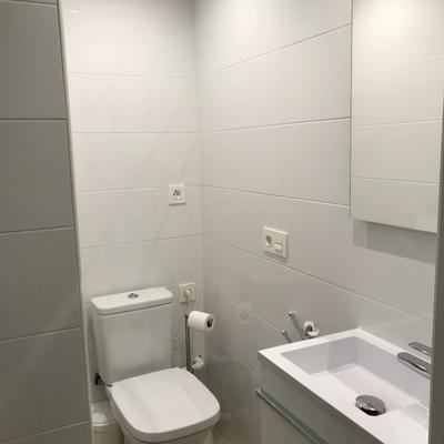 Reforma baño en Salamanca