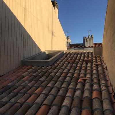 Reparación tejado Sabadell