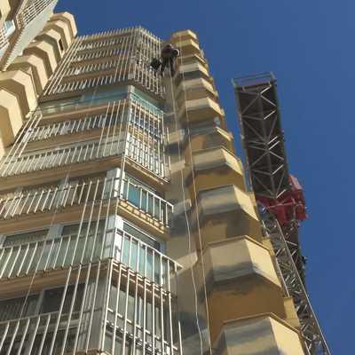 Saneado y rehabilitado de balcones