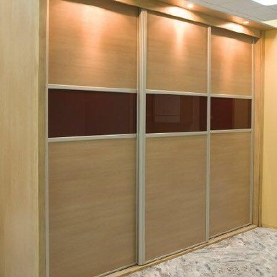 Oriental madera-cristal