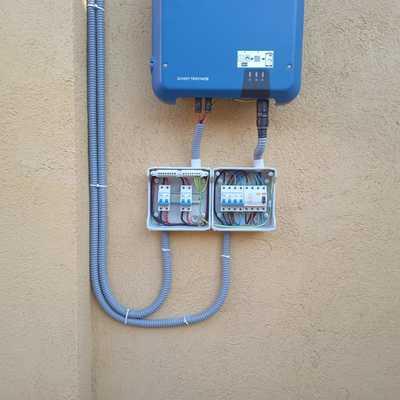 instalacion fotovoltaica villaviciosa de odon