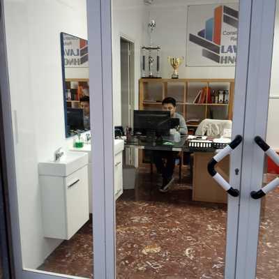 Oficina de atencion - Calle puerto principe 91. Barcelona