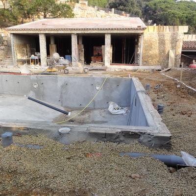Reforma de la casa y de piscina