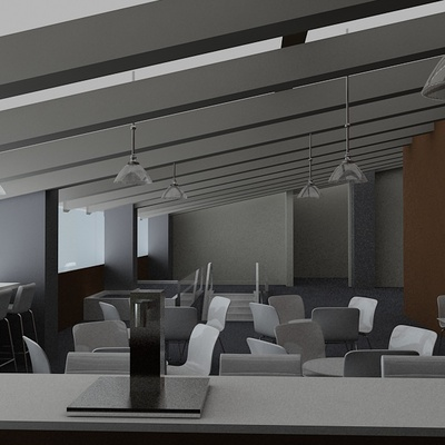 cafeteria industrial