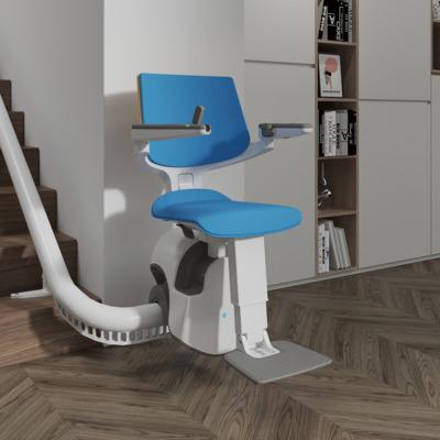 Silla Salvaescaleras S200: Para todo tipo de escaleras