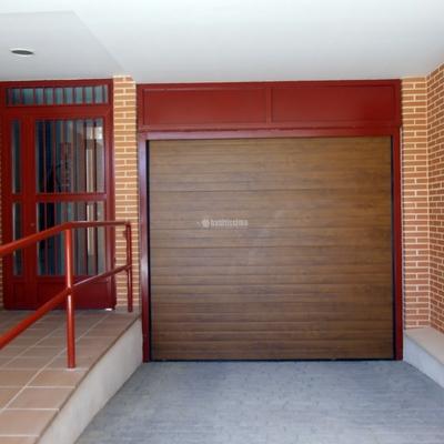 Puertas Garaje, Automatismos