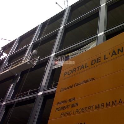 Rehabilitación Fachadas, Construcciones Reformas, Andamios Eléctricos