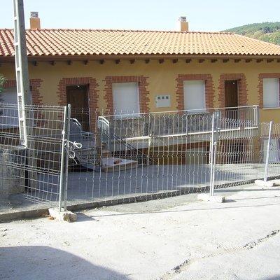 Construcción Casas, Pintores, Reforma