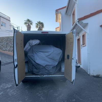 Fuengirola a Vélez malaga
