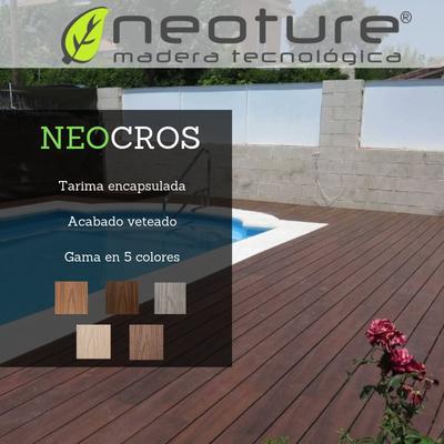 Tarima de exterior Neocros