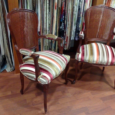 Textil, Cabezales Nuevos Tapizados, Decoración