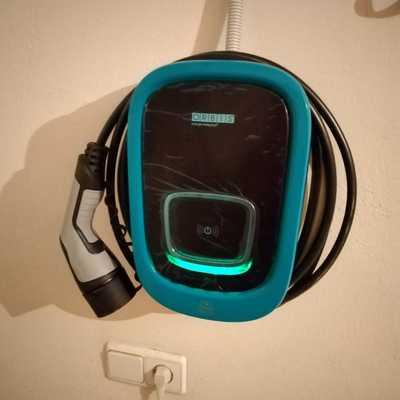 Wallbox para recarga de Vehículo Electrico