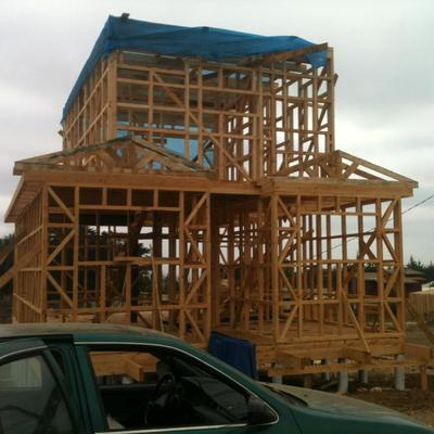Casa de madera 75 m